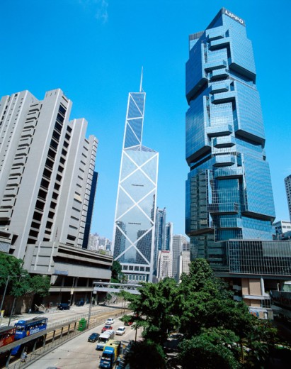 Stock Photo: 1436R-191064 Hong Kong