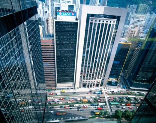 Stock Photo: 1436R-191069 Hong Kong China