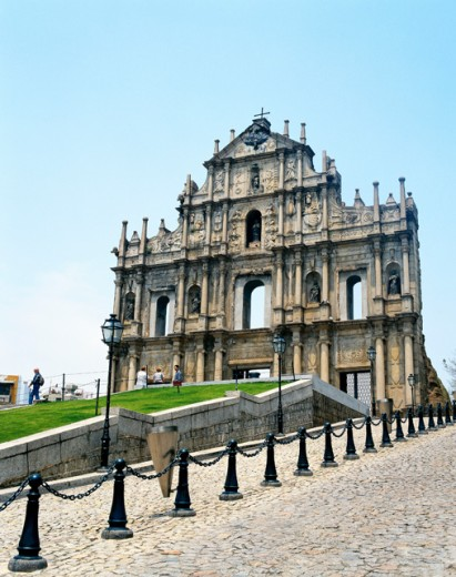 Stock Photo: 1436R-191080 St. Paul's Church