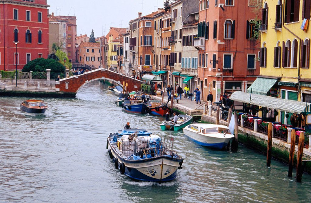 Stock Photo: 1436R-194034 Venice Italy