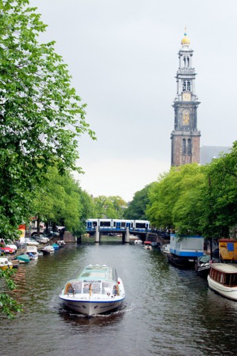 Stock Photo: 1436R-197002 Amsterdam