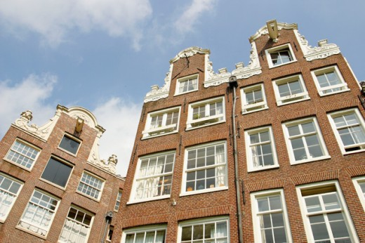 Stock Photo: 1436R-197004 Amsterdam