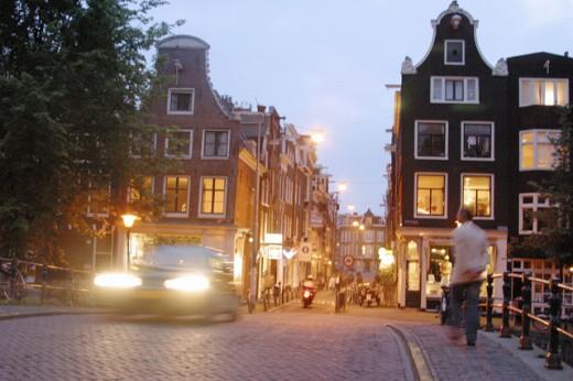 Stock Photo: 1436R-197019 Amsterdam Netherlands