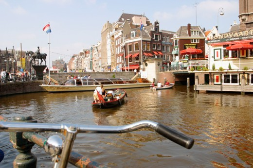 Stock Photo: 1436R-197027 Amsterdam