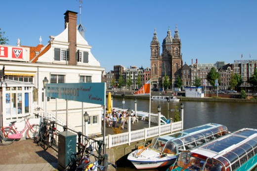 Stock Photo: 1436R-197029 Amsterdam Netherlands