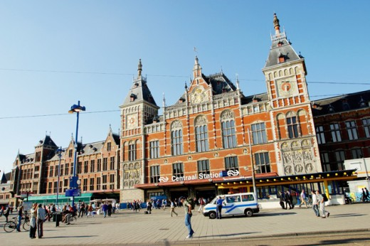 Stock Photo: 1436R-197030 Amsterdam