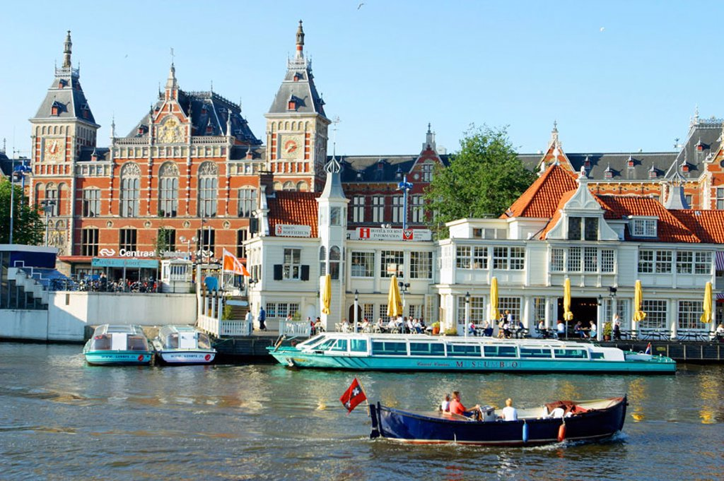 Stock Photo: 1436R-197032 Amsterdam