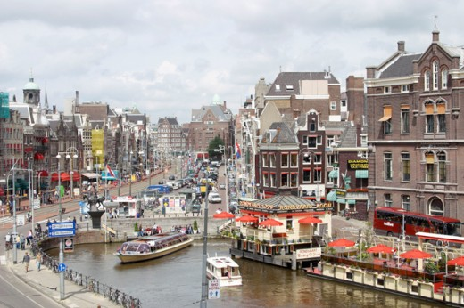 Stock Photo: 1436R-197053 Amsterdam