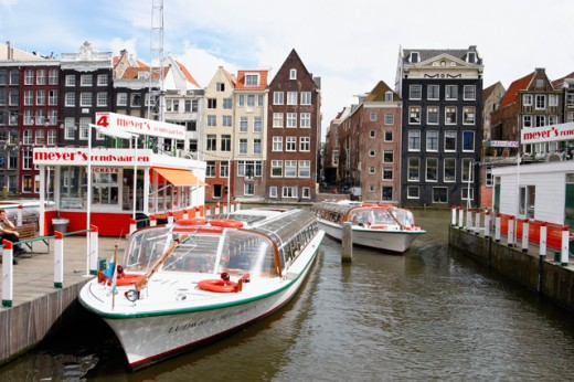 Stock Photo: 1436R-197055 Amsterdam Netherlands