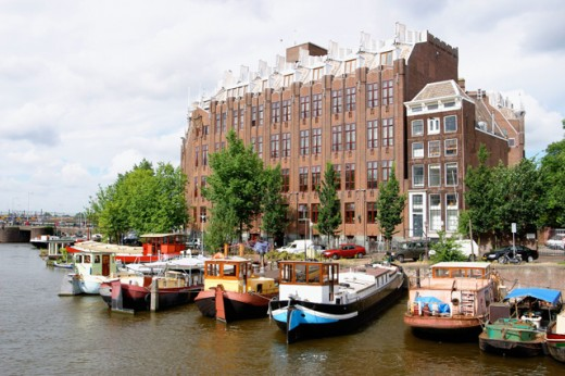 Stock Photo: 1436R-197056 Amsterdam