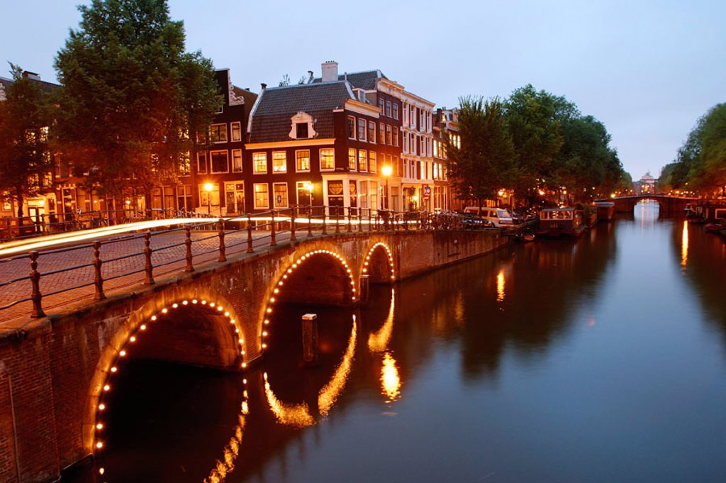 Stock Photo: 1436R-197069 Amsterdam