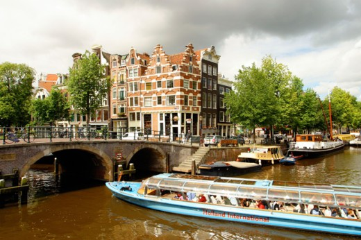 Stock Photo: 1436R-197071 Amsterdam