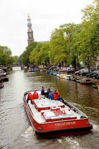 Stock Photo: 1436R-197075 Amsterdam