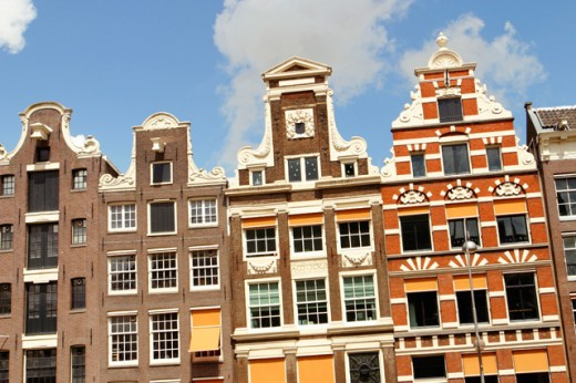 Stock Photo: 1436R-197086 Amsterdam
