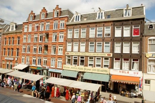 Stock Photo: 1436R-197093 Amsterdam
