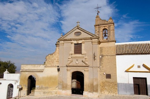 Stock Photo: 1436R-247643 Monasterio de la Encarnación, Osuna. Sevilla province, Andalusia. Spain