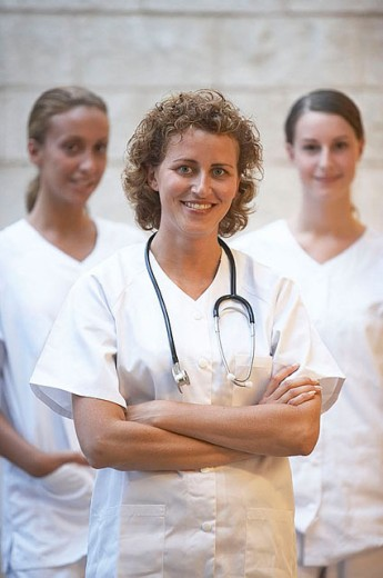 Nurses : Stock Photo