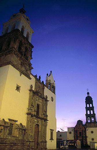 Stock Photo: 1436R-253121 Irapuato. Guanajuato, Mexico