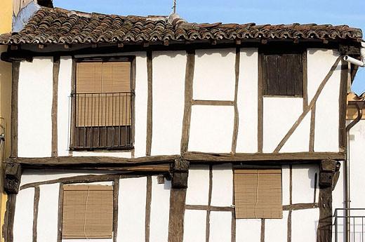 Cuacos de Yuste, La Vera. Cáceres province, Extremadura. Spain : Stock Photo
