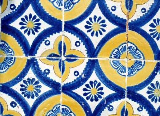 Tiles : Stock Photo