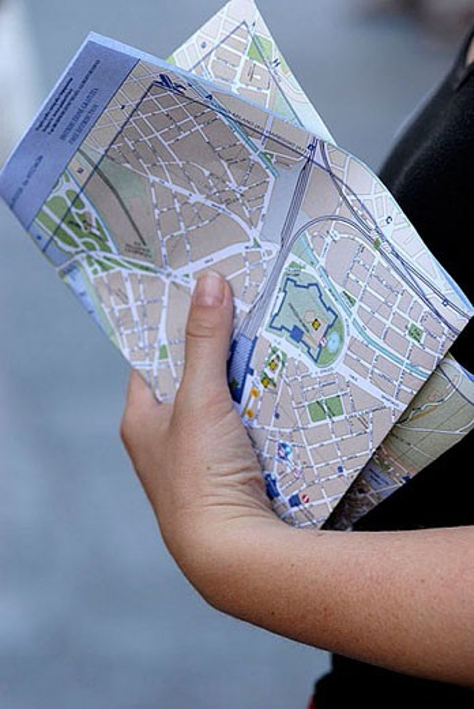Stock Photo: 1436R-261071 Tourists. Florence. Tuscany, Italy