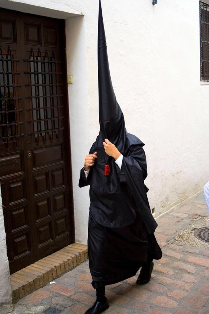 Easter celebration in Sevilla, 2006 : Stock Photo