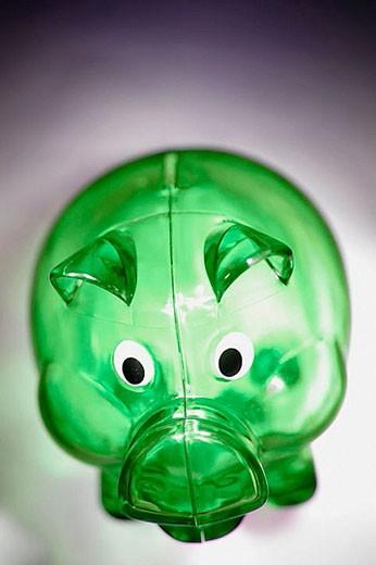 Stock Photo: 1436R-268660 Piggy bank