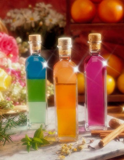 Aromatherapy : Stock Photo