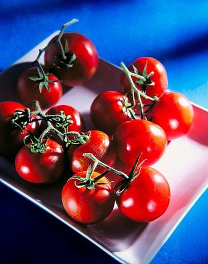 Stock Photo: 1436R-271163 Tomatoes