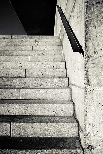 Stairs. Spain. : Stock Photo