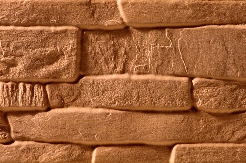Decorative piece of clay : Stock Photo