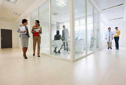 Stock Photo: 1436R-296353 Office