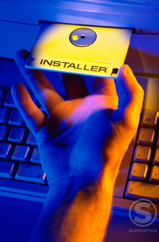 Installer : Stock Photo