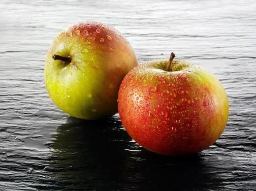 Cox apple : Stock Photo