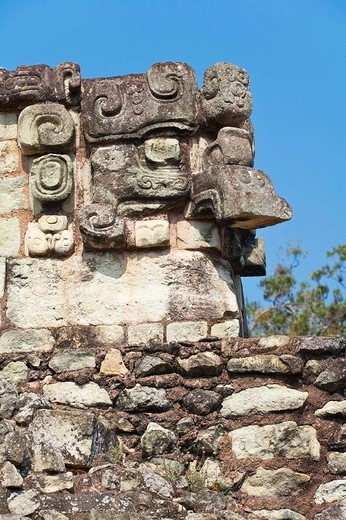 Honduras, Copan Ruinas, Copan Ruins : Stock Photo