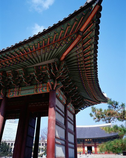 Deoksugung Palace, Seoul, Korea : Stock Photo