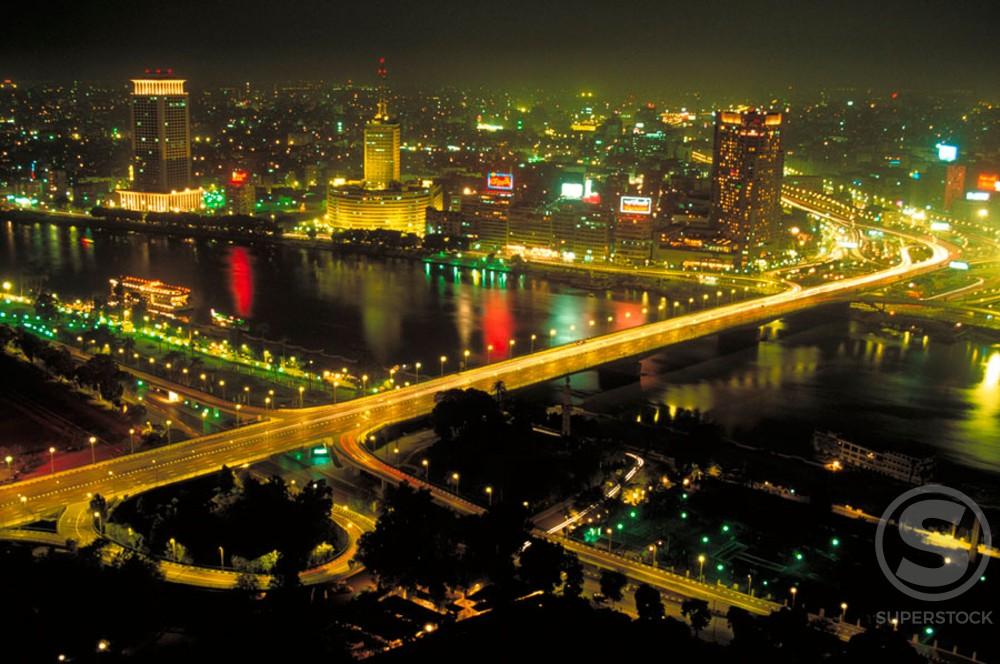 Stock Photo: 1436R-32004 Cairo Egypt