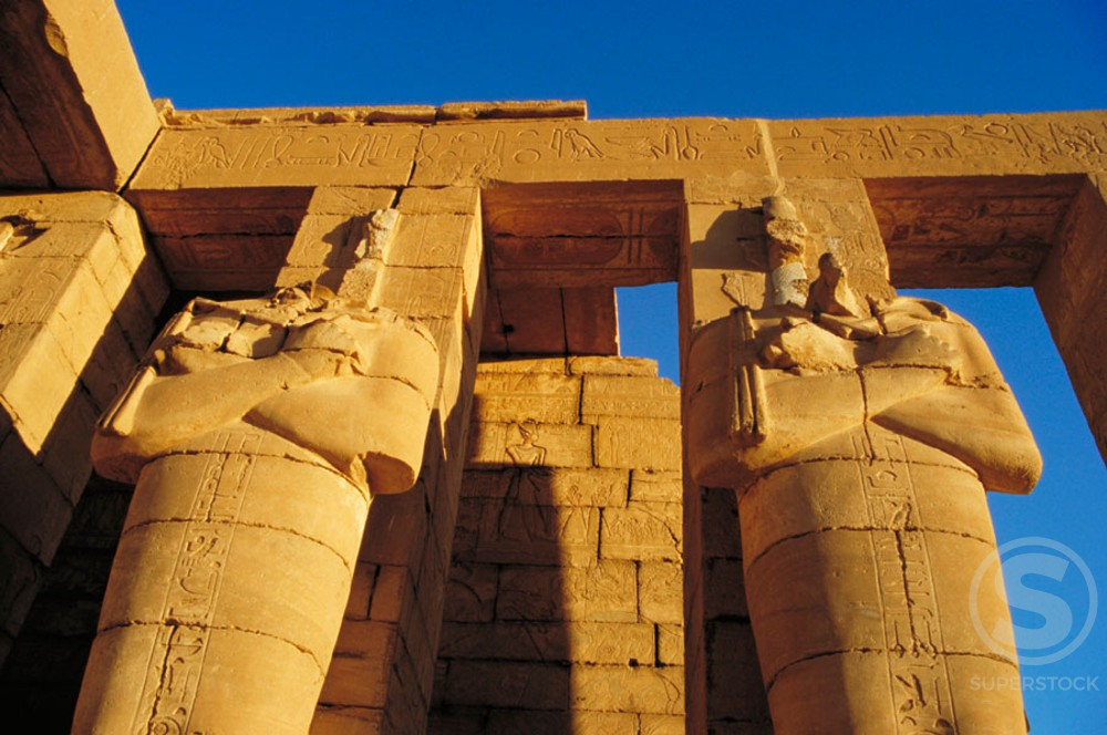 Osiris Columns