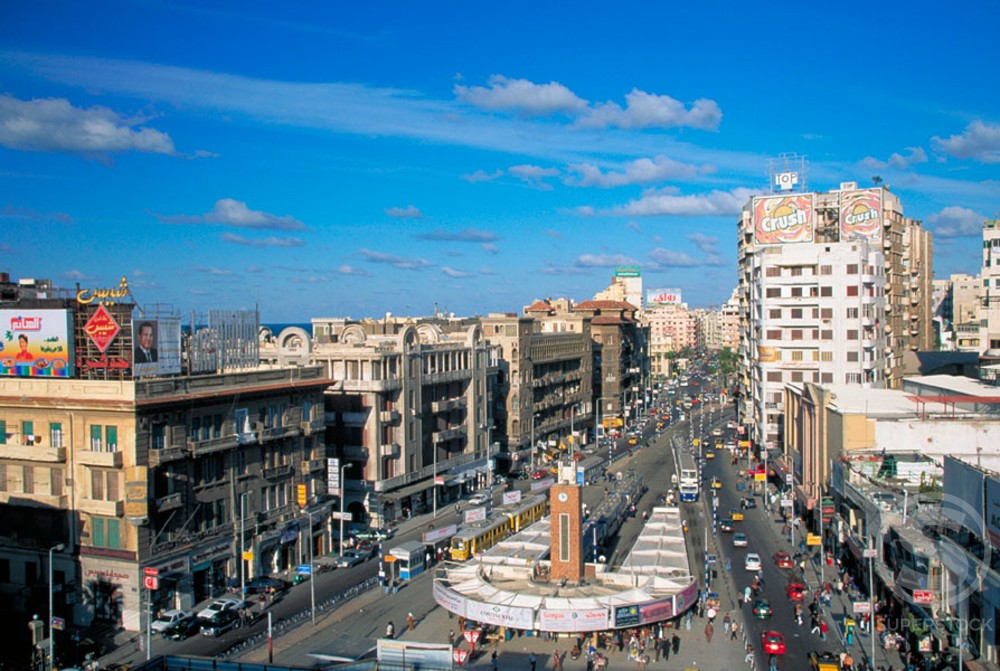 Stock Photo: 1436R-32062 Alexandria
