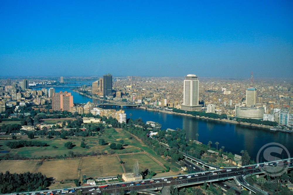 Stock Photo: 1436R-32076 Cairo Egypt