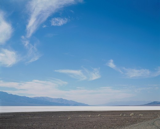 Stock Photo: 1436R-340761 Death Valley