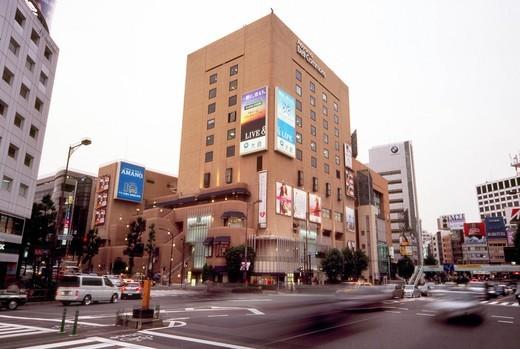 Stock Photo: 1436R-343297 Cityscape of Aoyama, Tokyo, Japan