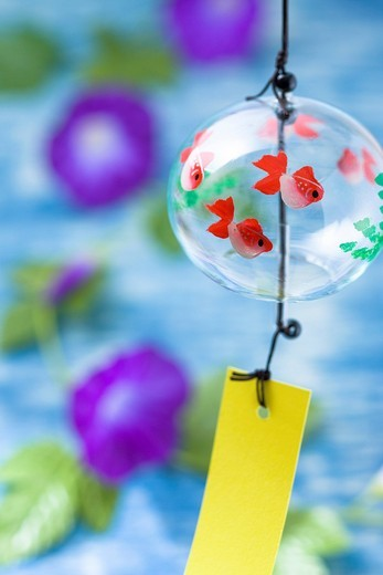 Wind Bell : Stock Photo