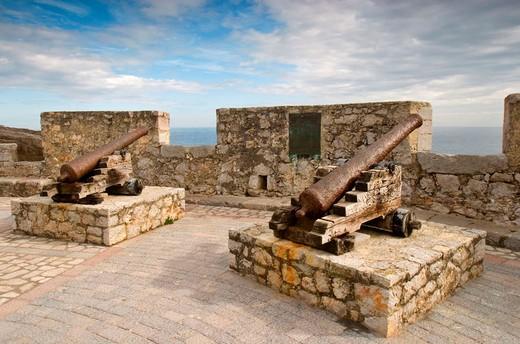Cañones de La Casa del Rey, Llanes, Asturias, España : Stock Photo