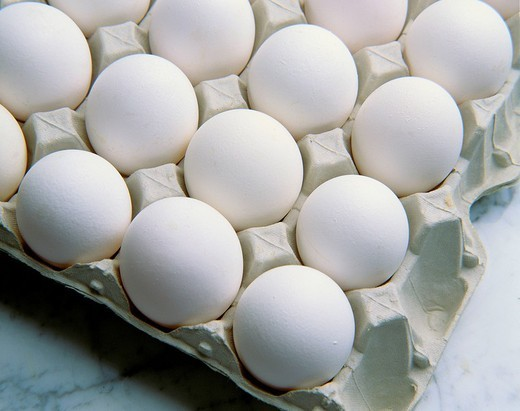 Stock Photo: 1436R-354966 Eggs