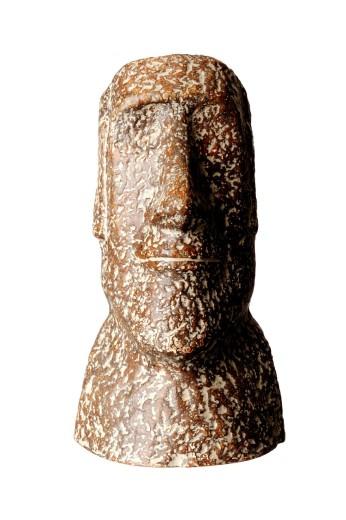 Moai Easter Island : Stock Photo