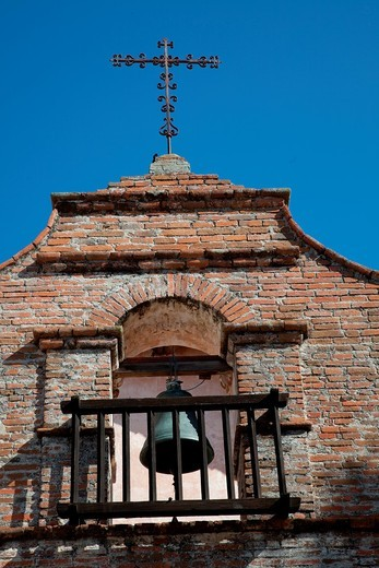 Mission San Antonio de Padua was founded on July 14, 1771, the third mission founded in Alta California : Stock Photo
