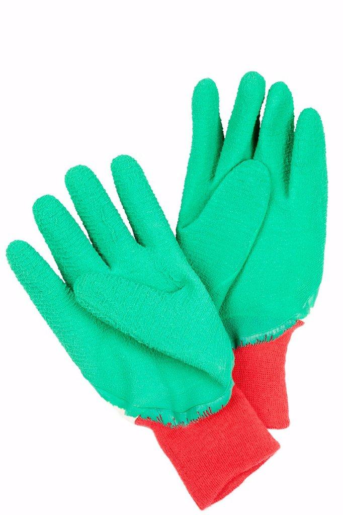 Stock Photo: 1436R-437538 Garden work gloves