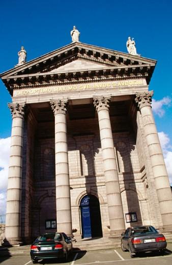 St. Audoen´s Roman Catholic Church. Dublin. Ireland : Stock Photo