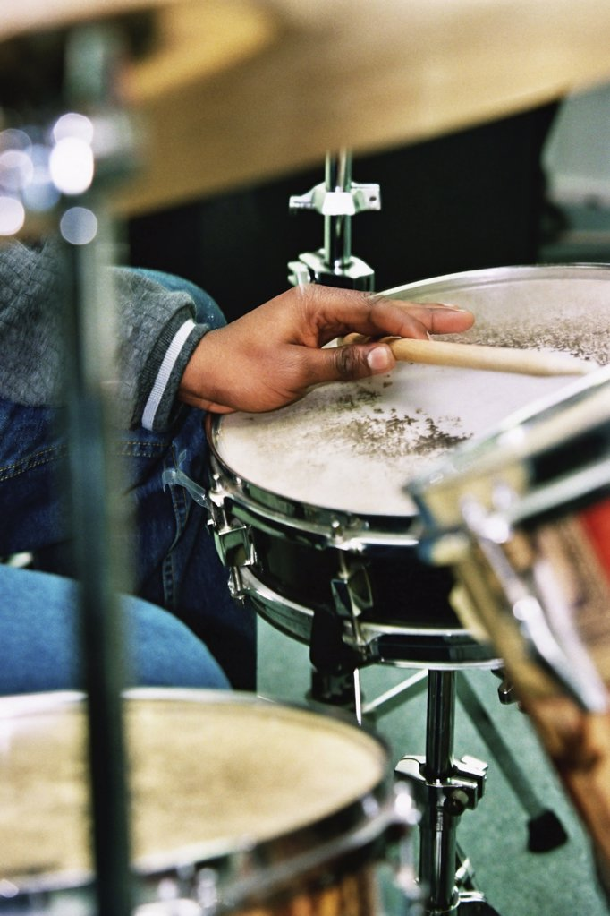 Drummer : Stock Photo